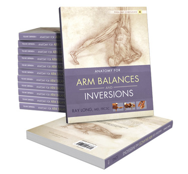 Look inside! Yoga Mat Companion 4 - Anatomy for Arm Balances and Inversions