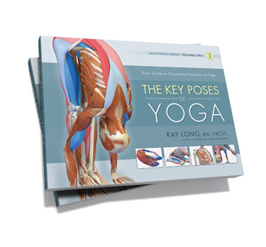Look inside! Scientific Keys Volume 2 - The Key Poses of Yoga